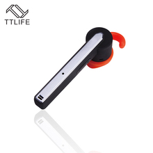 Buy TTLIFE Wireless Bluetooth Headphone Business High-end Earphone Noise Cancelling Headset iPhone 7 Samsung Xiaomi HTC Phones for $11.36 in AliExpress store