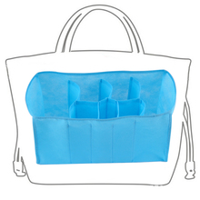 Mommy Bag Bottle Storage Multifunctional Separate Bag Nappy Maternity Handbag Baby Tote Diaper Organizer 2 Size for Choose