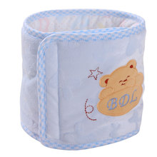 Soft Baby Nursing Belly Newborn Baby Umbilical Cord Care Kids Navel Guard Girth Belt Bellyband Baby Belly Protection(China)