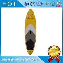 China Cheap PVC Inflatable Stand Up Paddle Boat/10' to 12'sup board