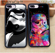 MaiYaCa SOLDIER STAR WARS Your Father Soft TPU Mobile Phone Cases Coque For iPhone 7 7 Plus 6 6S Plus 5 5S 5C SE 4S Cover Shell(China)