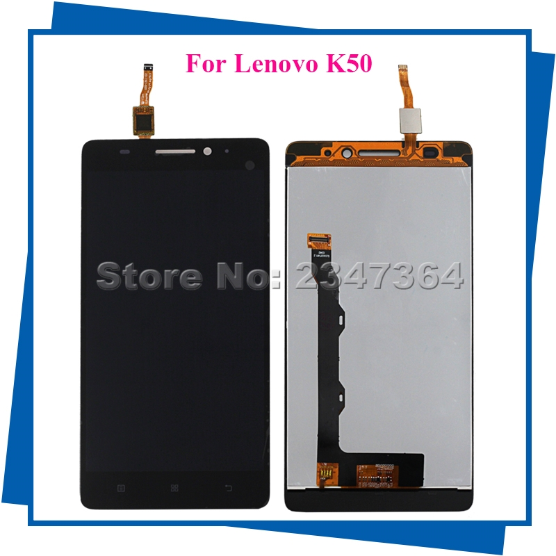 For Lenovo K50-T5 K3 Note K50-t3s LCD Display Touch Screen Assembly Replacement Parts Free shipping Free Tools<br><br>Aliexpress