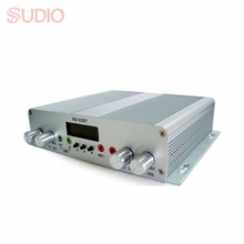 15W FM radio transmitter stereo PLL broadcast transmitter for radio sation 88MHz-108MHz, 2 MIC Input ,2 Radio input ,whosesales