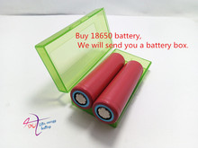 of battery Free shipping Authentic Import Sanyo UR18650FM 2600 MAH 3.7V Rechargeable Li-Ion Battery(China)