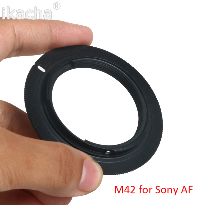 M42 Lens for Sony Alpha A AF
