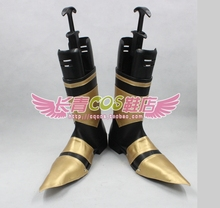 final fantasy 7 Vincent Valentine Cosplay Shoes Boots Custom-Made 7650