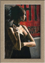 Exquisite Fabian perez series HD Print Oil Painting Wall painting Wall Art Picture For Living Room painting no frame(China)