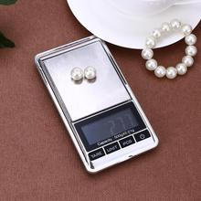 Buy 200/500g/0.01g Electronic Scale Precision Portable Pocket LCD Digital Jewelry Scales Weight Balance Kitchen Gram Scale for $7.65 in AliExpress store
