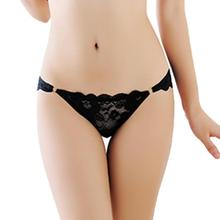 Buy Sexy Lace Women Underwear Panties Lingerie Briefs Breathable Lady Intimates Pure Panties Knickers