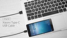 Original Xiao mi USB font b Type c b font Data font b Cable b font