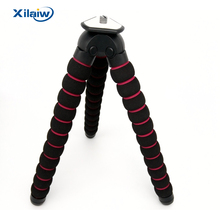 Dslr camera tripod Load-Bearing to 5KG Gorillapod Type Monopod Flexible Tripod Leg Mini Tripods for Digital Camera Holder(China)
