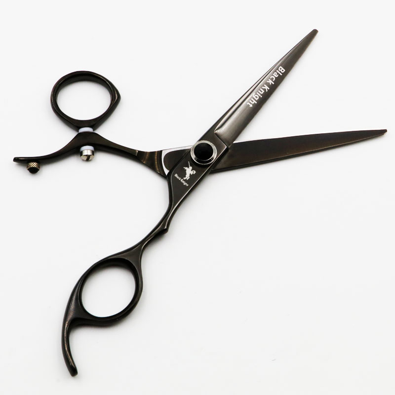 Hair Scissors 6 Professional Hairdressing Barber Shears Titanium Salon rotate handle style high quality<br>