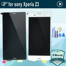 5.2inch For Sony xperia z3 D6603 D6643 D6653 D6633 LCD Display Touch Screen With Digitizer Assembly +Tools