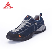 new hiking shoes outdoor woman camping sneakers men hunting winter trekking outventure non-slip climbing sport Rubber Lace-Up(China)