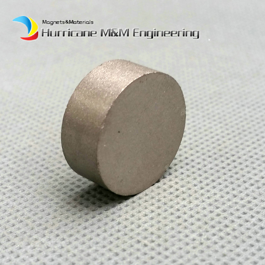 1 pack SmCo Strong Magnet Disc Diameter 20x8 mm 0.79 350 Degree C High Working Temperature Permanent Rare Earth Magnets<br>
