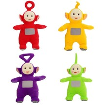 1Pcs 25cm Teletubbies Baby toys plush Dolls 3D Export US toy for Kids Christmas gifts Children gift TV Doll free shipping(China)