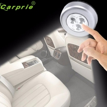 New Arrival 3 LED Light Battery Powered Tap Push Stick Touch Night Emergency Car Lamp(China)