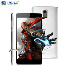iRULU Victory V3 EU Version MSM8916 Quad Core 6.5 Inch Smart Phone 1280*720 IPS Android 5.1 8G ROM Dual SIM 4G LTE Smartphone(China)