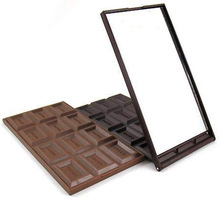 home cosmetic chocolate mirror makeup mirror desktop mirror