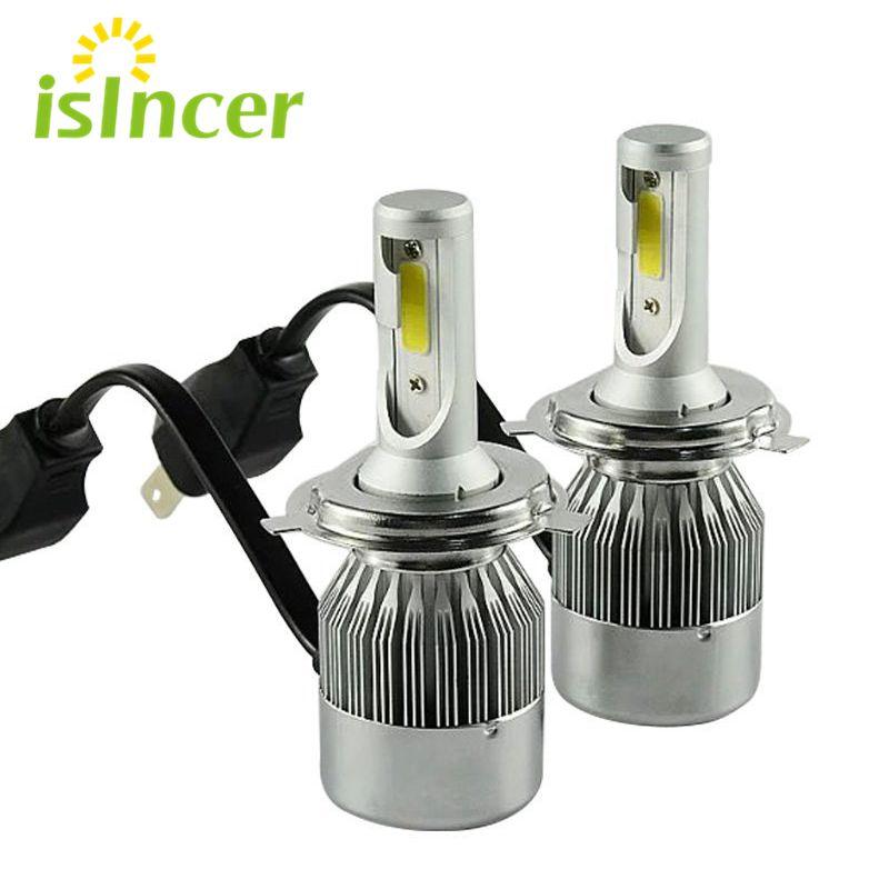 2pcs/Lot 110W 9200LM H4 LED Headlight Car LED Headlights Kit Car Hi/Lo Beam Bulb Kit 6000k 12V Auto Headlamp<br><br>Aliexpress