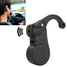 Safe Car Driver Device Keep Awake Anti Sleep Doze Nap Zapper Drowsy Alarm Alert Free Shipping EA10682