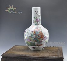 China Jingde Ceramic Vase Supplier For Retail Selling