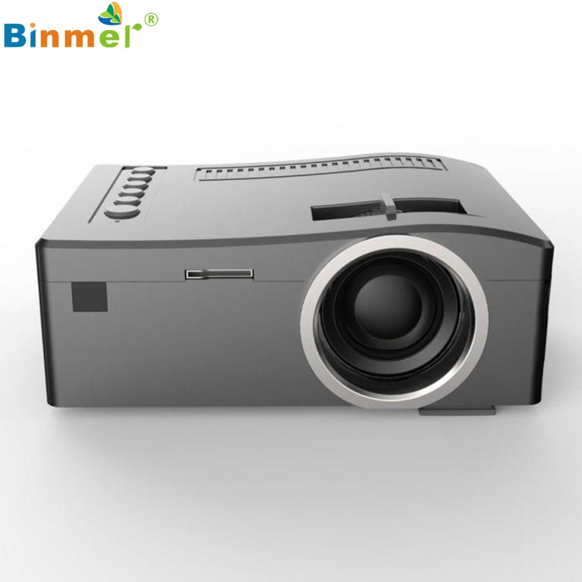 Superior Quality 1080P HD LED Home MulitMedia Theater Cinema USB TV VGA SD HDMI Mini Projector Feb16<br>