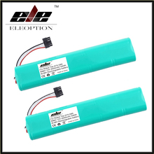 New 2 pcs Eleoption  NI-MH 12V 4.5Ah 4500mAh Vacuum Battery For Neato 70E 80 85 D75 D80 D85