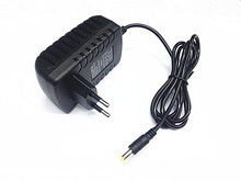 "US/EU PLUG 12V 2A AC Adapter Power Charger for Sylvania SDVD7015 7"" Portable DVD Player(China)"