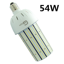 54W Led Corn Bulb Replace 175W 200W Metal Halide Bulb, 6543lm, used in Post Top, acorn, highbay/low Fixture(China)