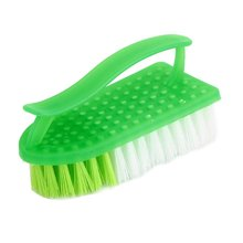 AUTO Plastic Clothes Shoes Bristle Scrub Brush Cleaning Tool