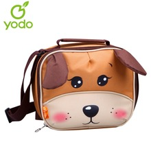 Yodo Children's Day Gift Kids Baby Shoulder Bags 3D Dog Insulated Thermal Cooler Crossbody Bags Mini Messenger Bag For Snacks