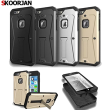 Future Extreme Case for iphone 5 5S SE 6 6S 7 8 Plus Silicone Shockproof Strong Armor Hard Cover Case for LG G4 H815 G5 Defender(China)