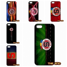 For Xiaomi Hongmi Redmi 2 3 Note 2 3 Pro Mi2 Mi3 Mi4 Mi4i Mi4C Mi5 Sparta Prague With Wood Football Logo Phone Case Cover