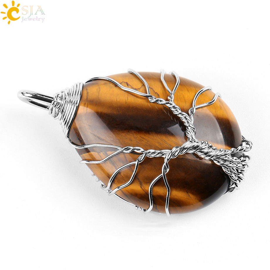 Tiger Eye Platinum