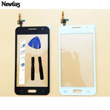 New625 Touch Panel Digitizer For Samsung Galaxy Core 2 II SM-G355H G355H G355 Touch Screen