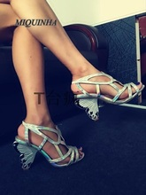 Newest Design Butterfly Heel Silver Women Shoes Shaped Heel Cut-outs High Heel Wedding Shoes Hot Selling Chic Sandals