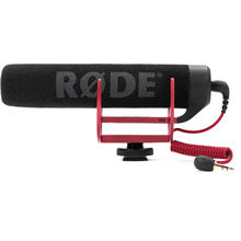 RODE VideoMic Go Video On Camera Shoe Mount Rycote Lyre Onboard Microphone Shotgun Mic for canon nikon sony camera