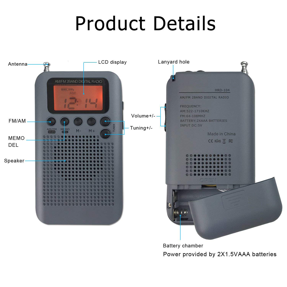 E3316-Mini Radio-10