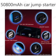 Car power bank car emergency battery jump starter and rechargeable external device portable mobile power bank charger hot sell