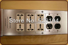 Free shipping Bada LB-5500 Audiophile Power Filter Plant LB5500 New