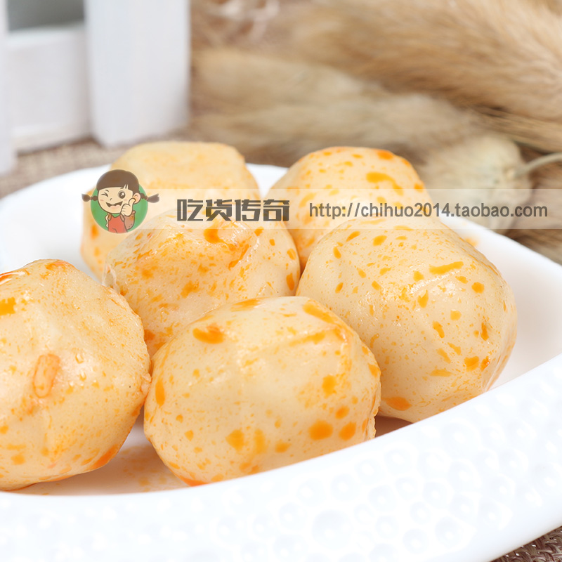 25g micro spicy barbecue Octopus octopus balls(China (Mainland))