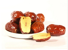 hot sale very sweet and delicious dried fruit Xinjiang red dates green food for health red Jujube date 250g