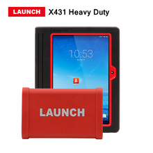 LAUNCH X431 V+ X431 Heavy Duty Code Reader Bluetooth Wifi function Diagnostic Scanner Scan Tool Pro  for car and truck