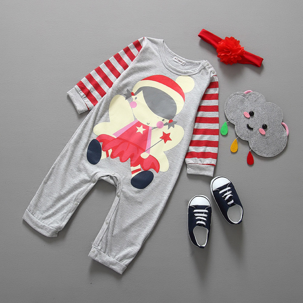 Oneasy Christmas Costumes for Boys Baby Girls Rompers One-piece Costume Baby Jumpsuit Long Sleeves Autumn Christmas Day Baby Rom<br><br>Aliexpress