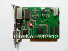 Linsn TS802D RGB full color sending card for led display(China)