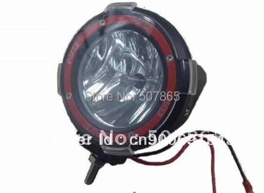 4 inch 12V 55W xenon HID driving light flood beam/spot beam off road lights hid work lamp<br><br>Aliexpress