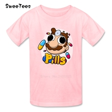 Dr. Plumber T Shirt Kids 100% Cotton Short Sleeve Round Neck Tshirt children's Garment 2017 Unique T-shirt For Boys Girls