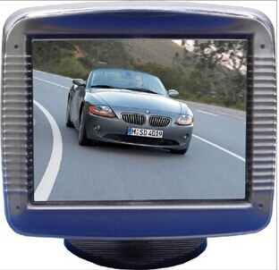 Free Shipping 3.5 Inch TFT Portable  LCD Monitor For  Rear view System CCTV Monitor<br><br>Aliexpress