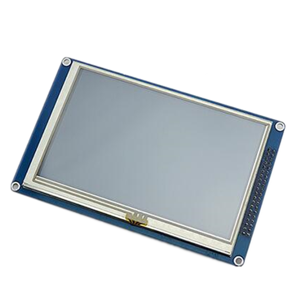 5-inch TFT LCD module 51 SCM drive luxury resolution of 800 * 480<br>
